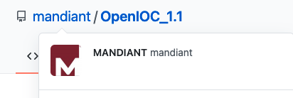 Creating IoCs with Mandiant IOCe