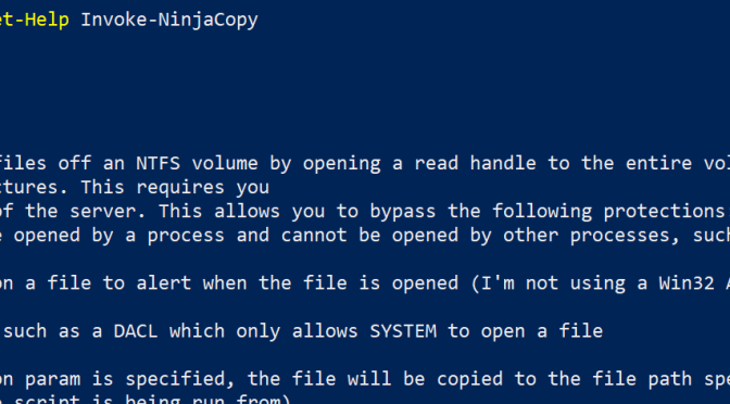 Importing Module in Powershell